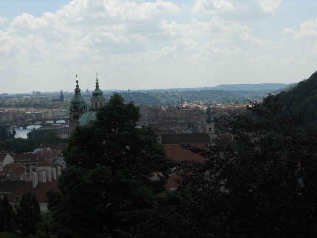 PragueFromCastle
