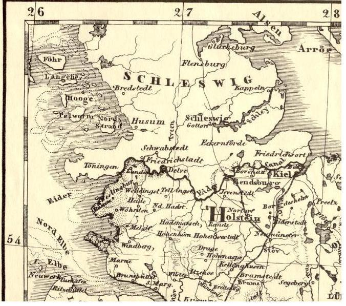 Germany1843Map